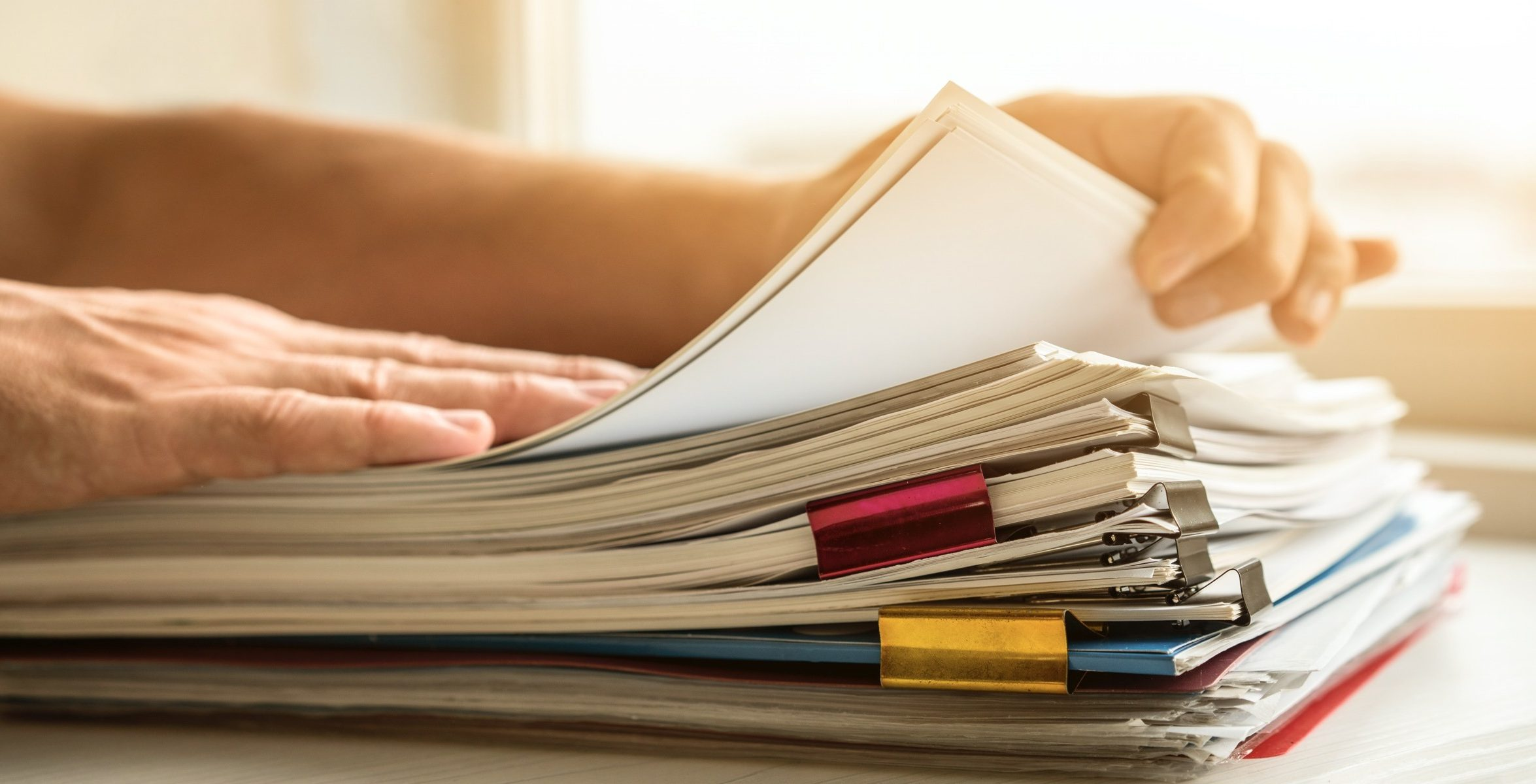 Oprávnění a dokumenty